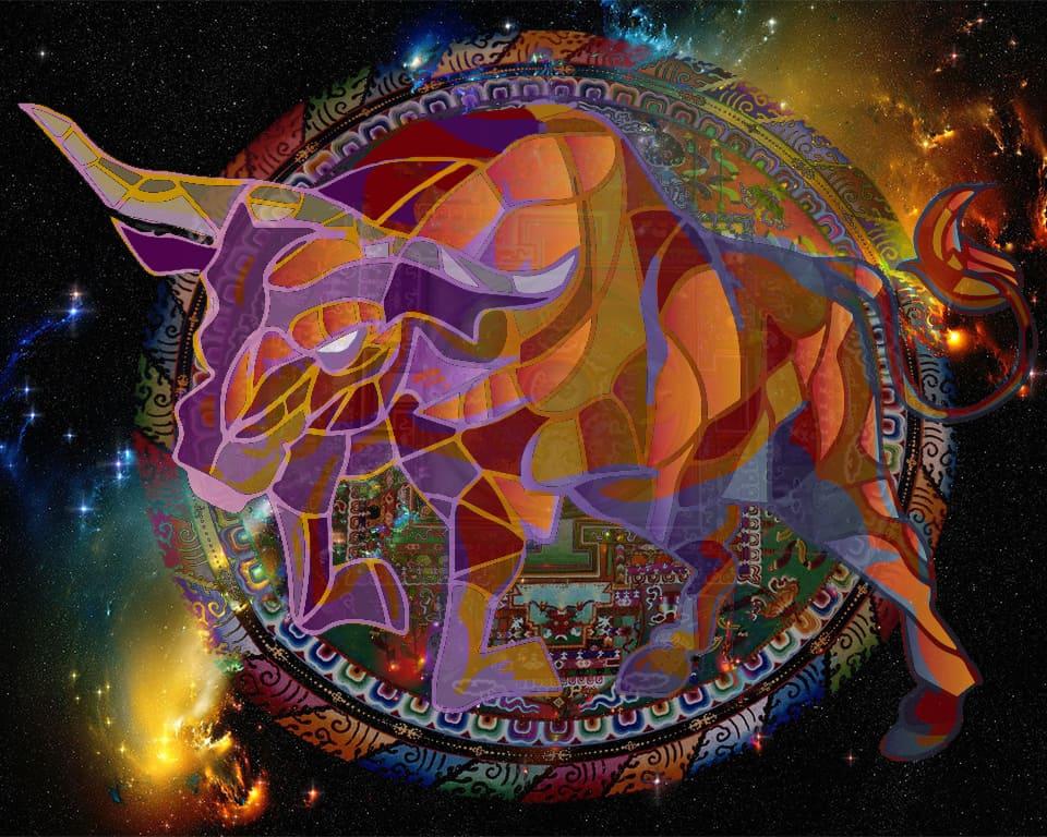 Bull Mendala