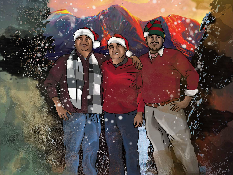 Da Christmas Boys Final