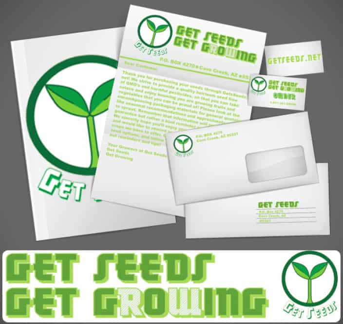 Get Seeds Stationary