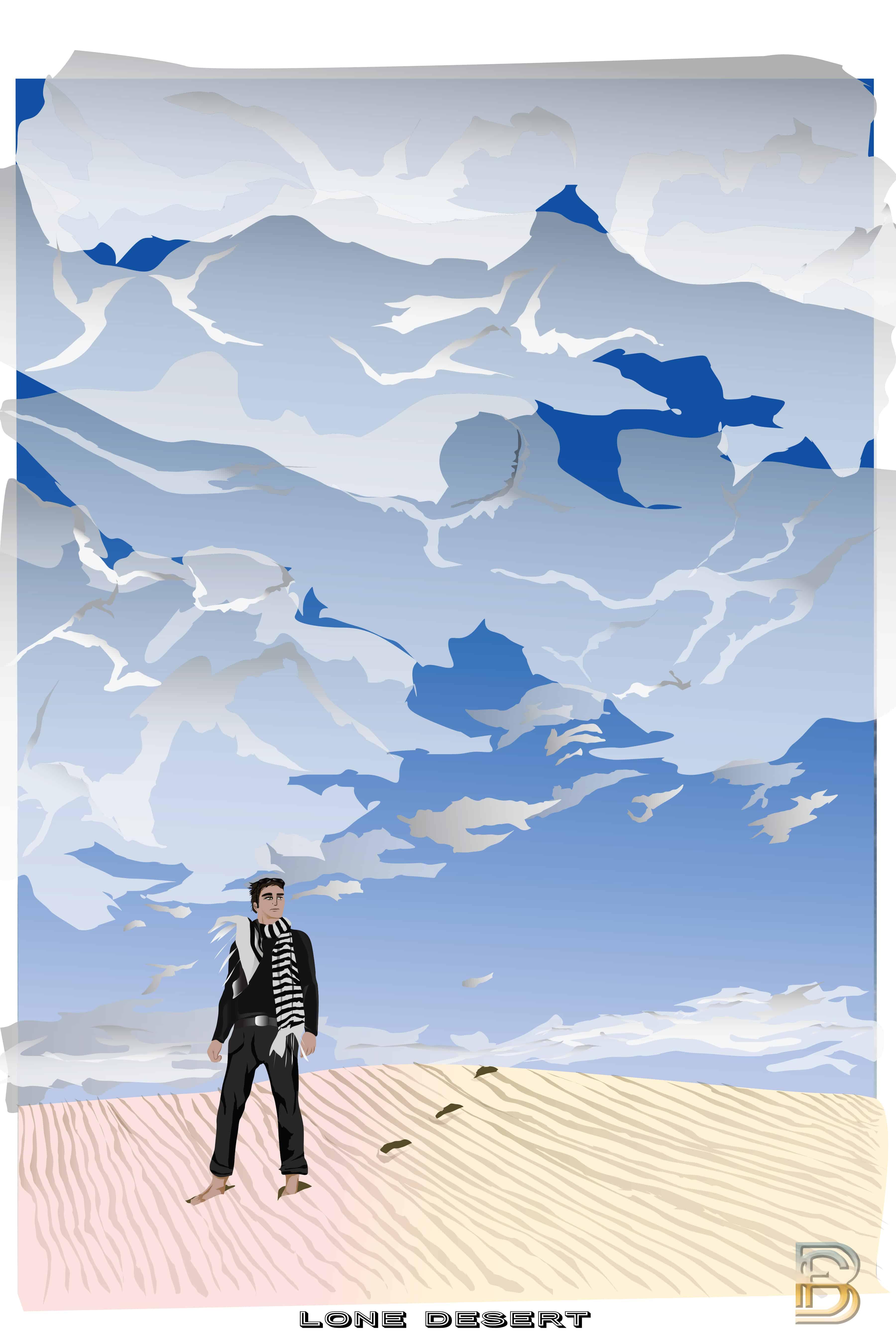 Lone Desert