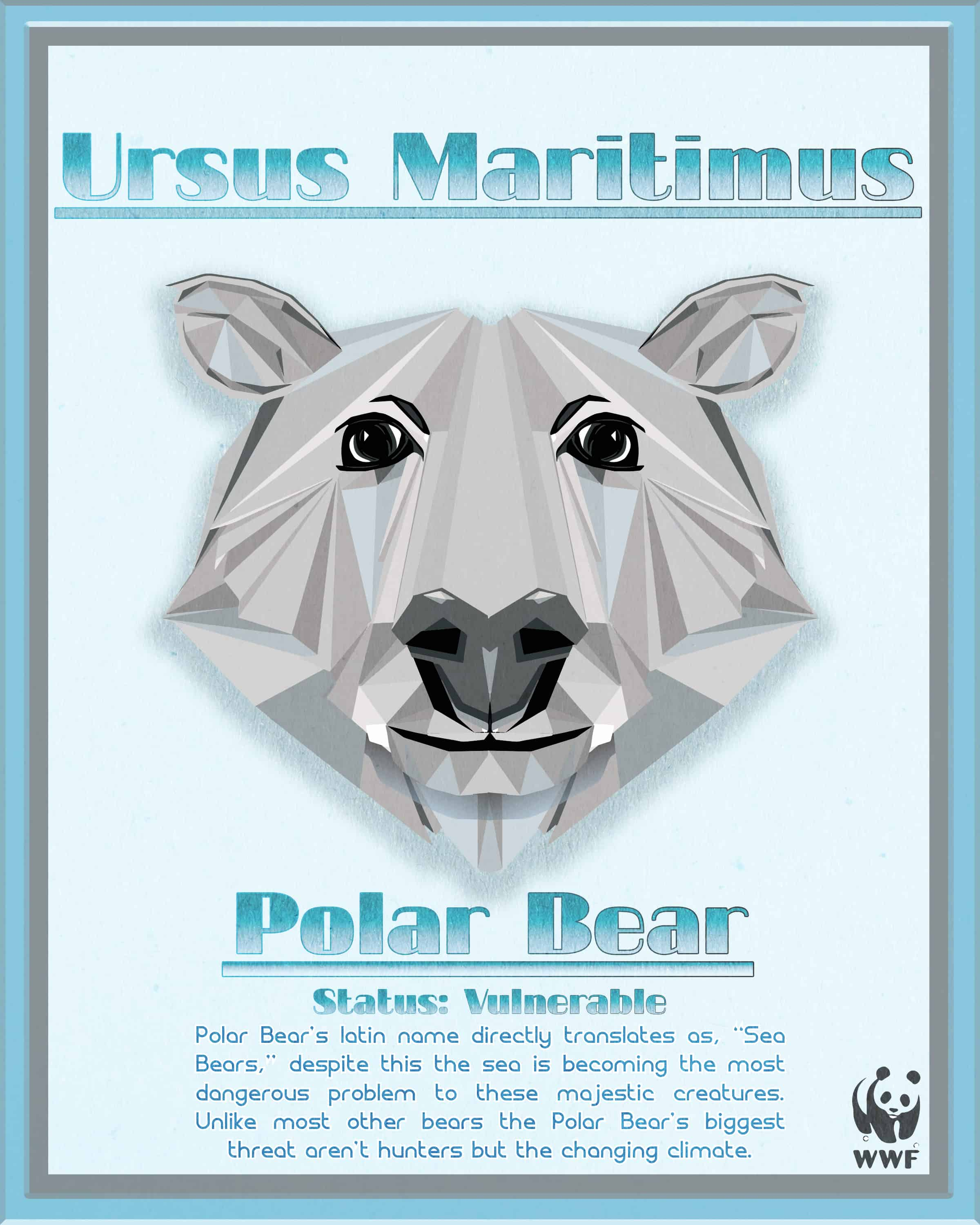 Polar Bear Draft 1