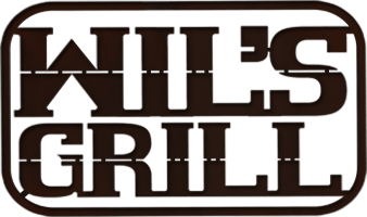 Wil's Grill Logo Simple