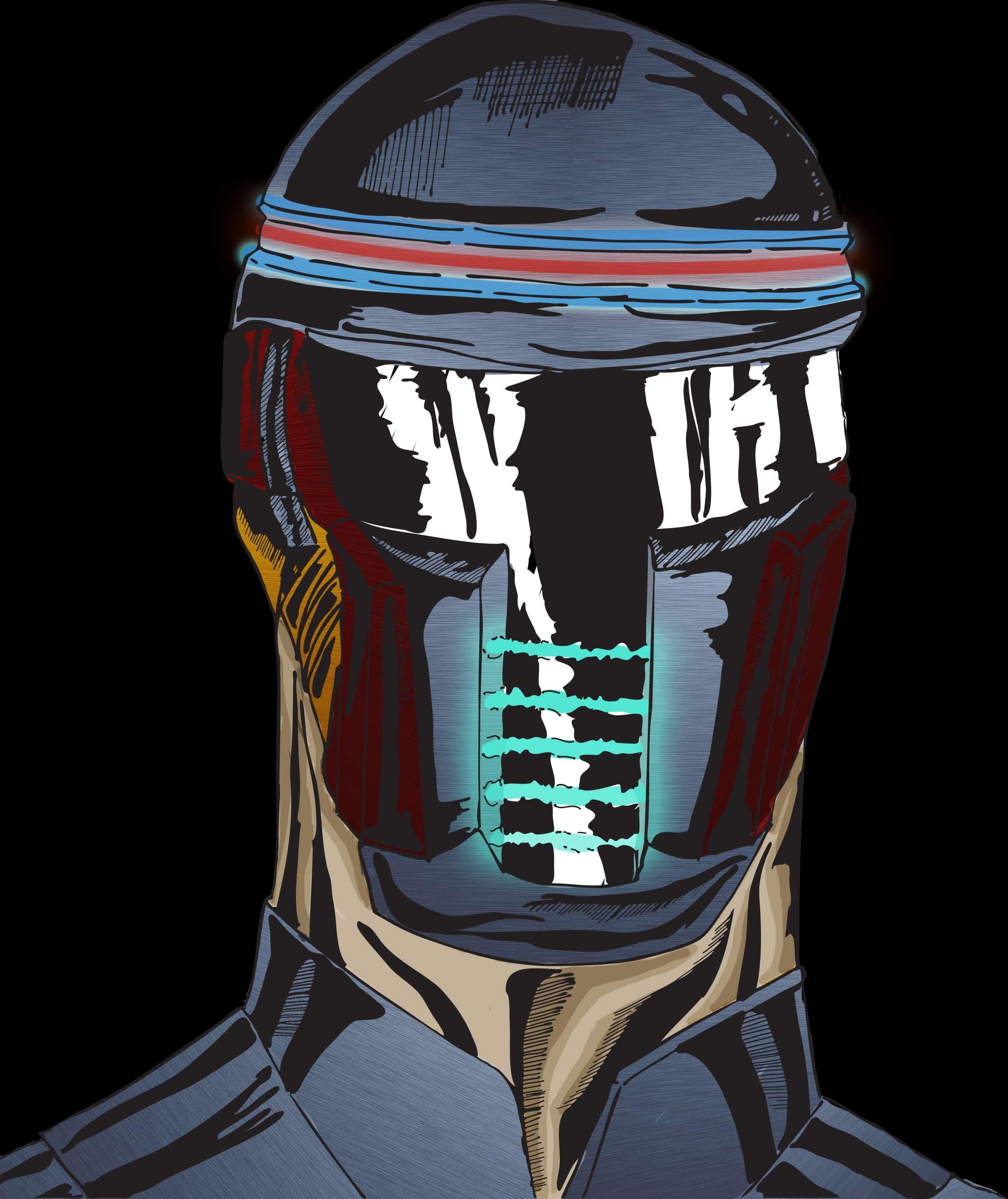 Martins Masked