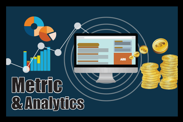 Metric and Analytic Services by Estevan Bellino