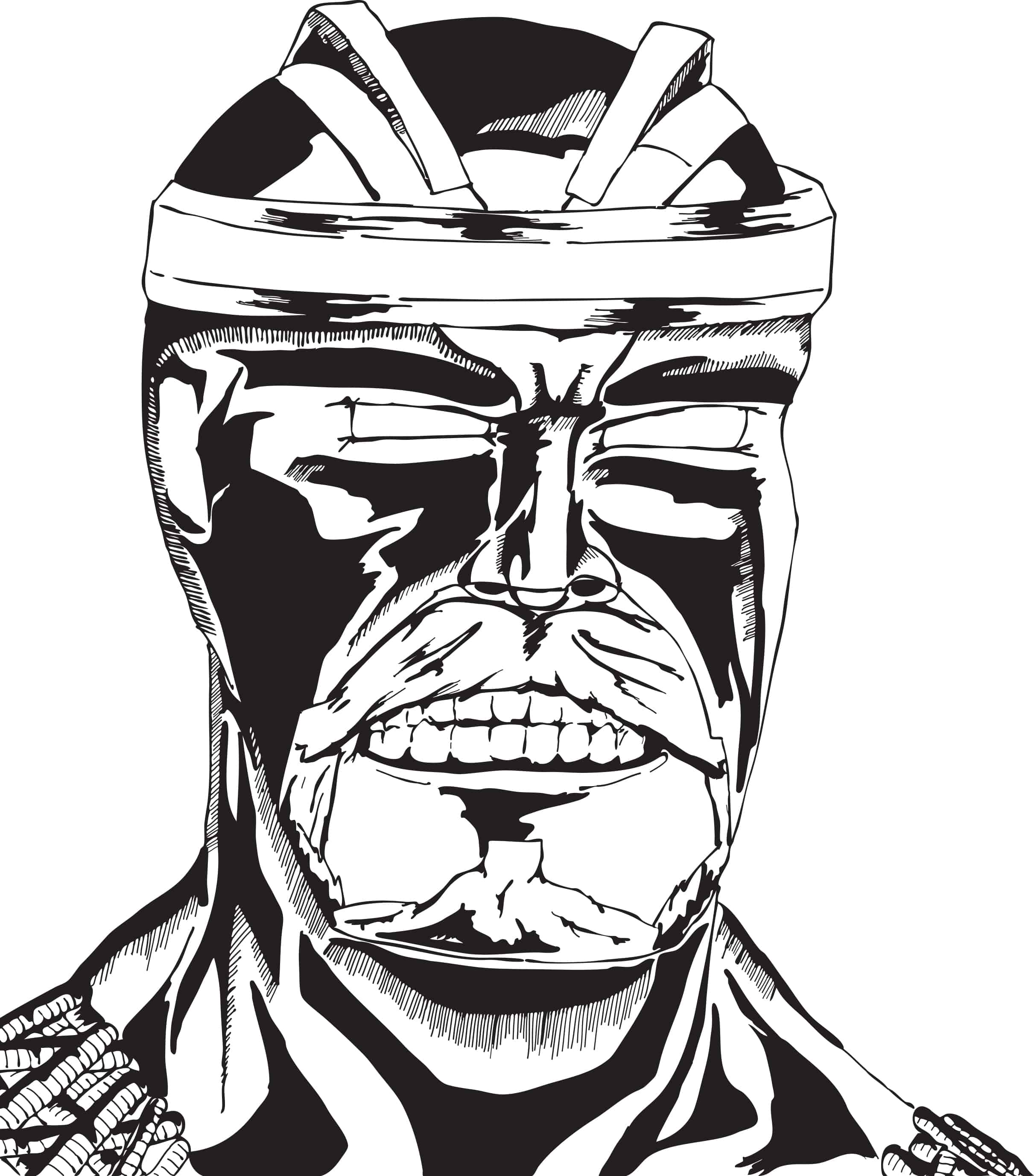 Phillips Masked