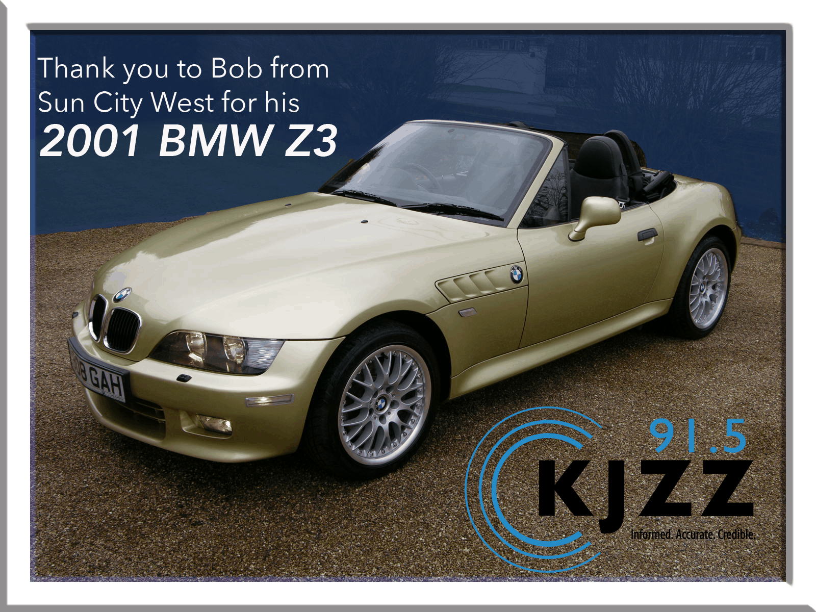 Car Donation KJZZ 1
