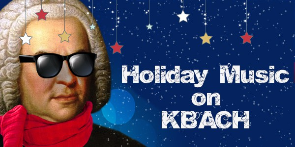 Holiday Music on KBACH