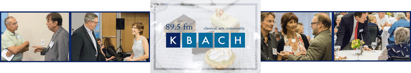 KBACH Back to Radio Banner